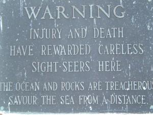 Danger Lurking