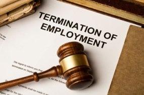 unfairly terminated
