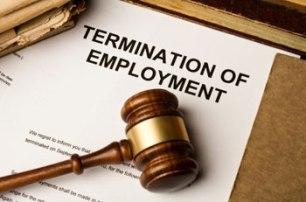 reasonable notice of termination