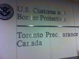 New Preclearance Act