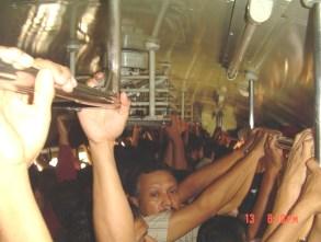 a full train