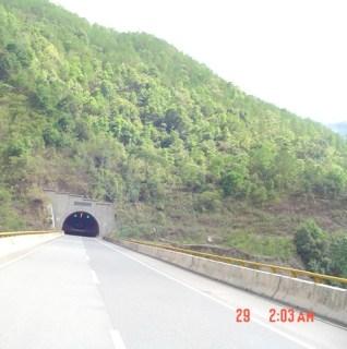 Yunnan Highway Tunnel