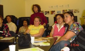 18 of the potential worker members of the child care cooperative voted unanamously to move forward with the business