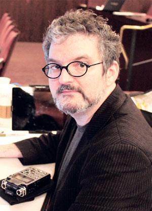 Sound designer John Zalewski