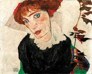 'Portrait of Wally/Egon Schiele Seventh Art Releasing photo