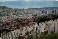 Ostrowski Cemetary Sarajevo day 2--11