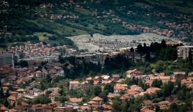 Ostrowski Cemetary Sarajevo day 2--2
