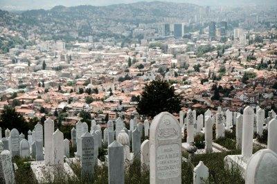 Ostrowski Cemetary Sarajevo day 2-23011