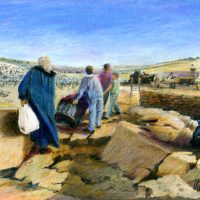 """Borne in Bethlehem"""