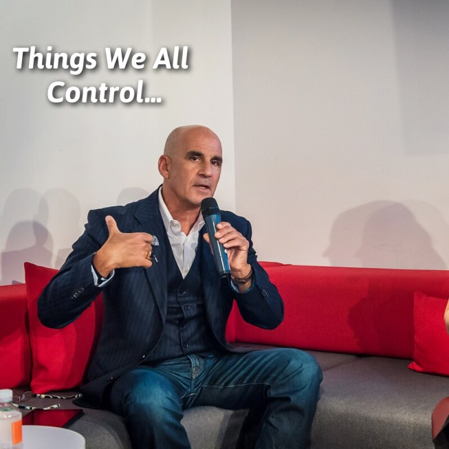 Things We All Control