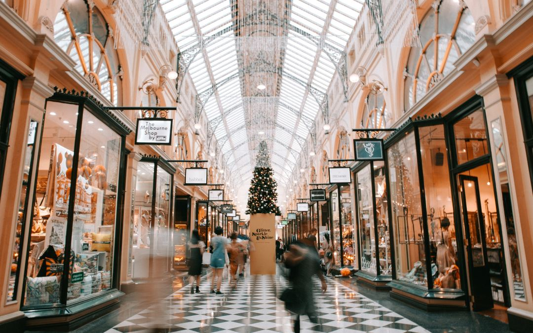 Traditional Retail Isn't Really Dead… It's Evolving