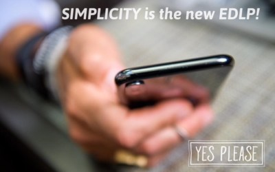 Simplicity Is The New Everyday Low Price