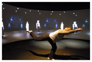 Performance at the Visualization Portal.