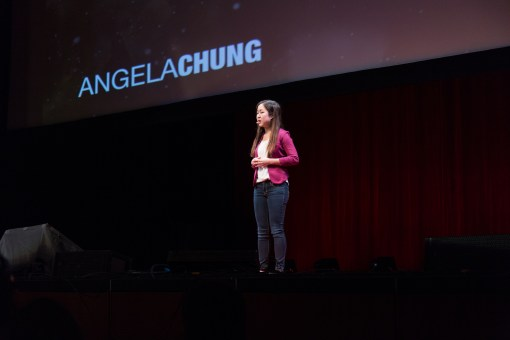 Exploring the unknown | Angela Chung