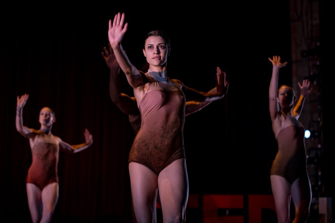 A fluid look at gravity through performance   Melissa Barak