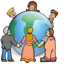 volunteer work - build a global community