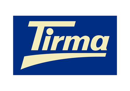 El logo de Tirma