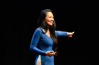 Dr. Elizabeth Kapu'uwailani Lindsey, TEDxMaui 2012, Maui Arts and Cultural Center