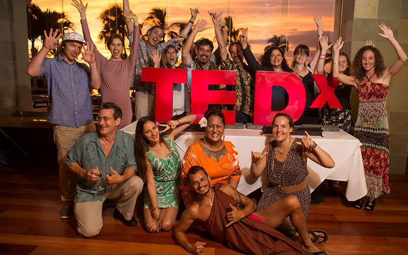 TEDxMaui 2014 Videos are Live!