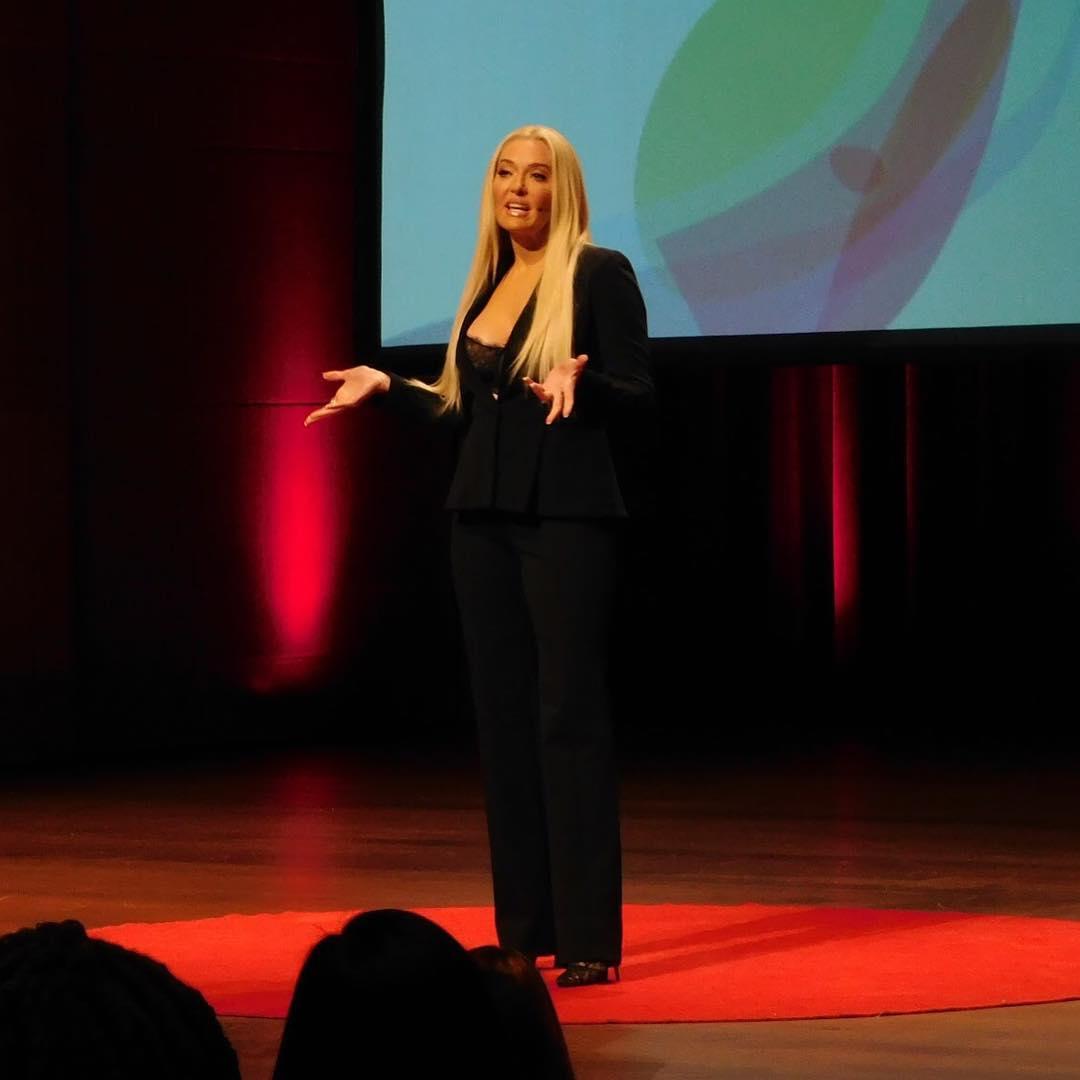 Erika Jayne Girardi, TEDxPasadena Transform