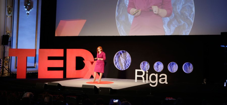 Stereotyping gender — how is this still a thing? Linda Curika at TEDxRiga