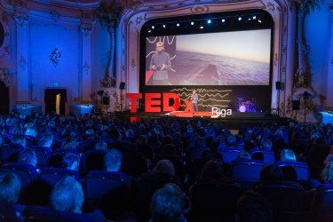 How to treat your addiction: Confessions of a serial adventurer: Kārlis Bardelis at TEDxRiga