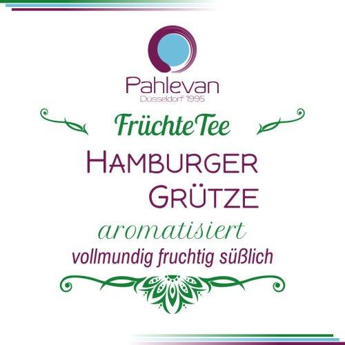 Früchtetee Hamburger Grütze | vollmundig, fruchtig, süßlich mit Johannisbeer Note von Tee Pahlevan