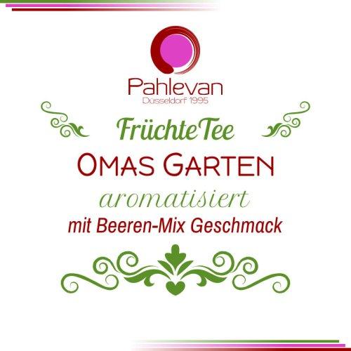 Früchtetee Omas Garten | extrem beliebt mit Beeren-Mix Geschmack von Tee Pahlevan