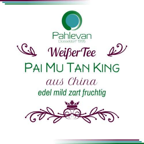 Weißer Tee Pai Mu Tan King   edel, mild, zart, fruchtig