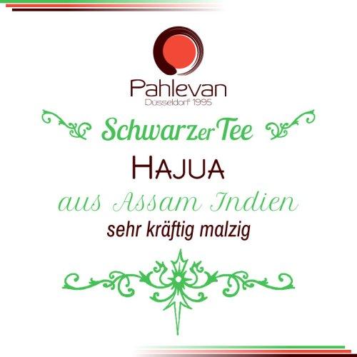 Schwarzer Tee Assam Hajua | sehr kräftig malzig von Tee Pahlevan