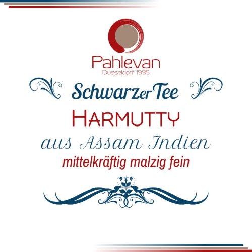 Schwarzer Tee Assam Harmutty | mittelkräftig malzig fein von Tee Pahlevan