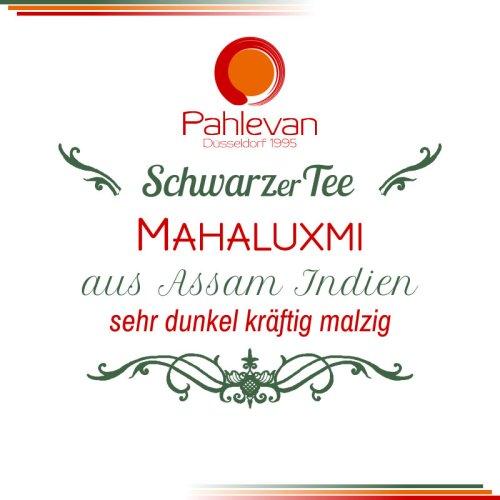 Schwarzer Tee Assam Mahaluxmi | sehr dunkel kräftig malzig von Tee Pahlevan
