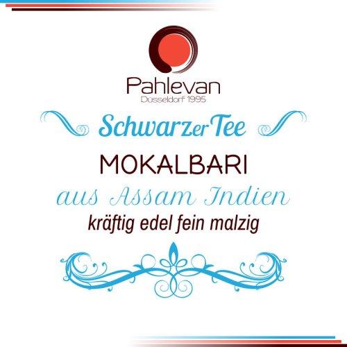 Schwarzer Tee Assam Mokalbari | kräftig edel fein malzig von Tee Pahlevan