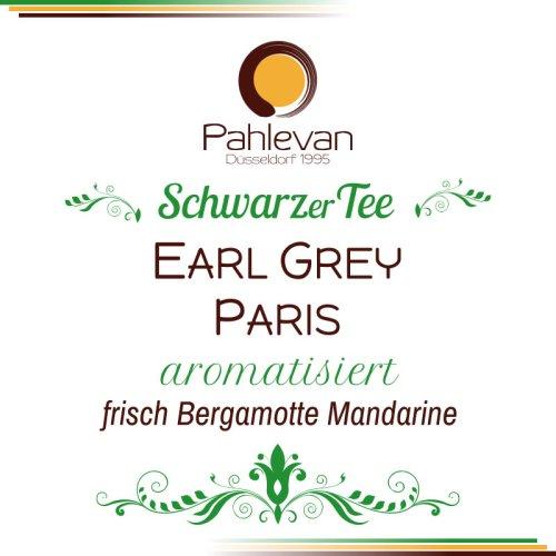 Earl Grey Paris | frisch fruchtig mit Bergamotte Mandarine von Tee Pahlevan