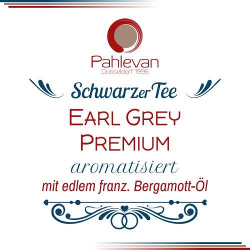Earl Grey Premium | extrem frisch mit französischem Bergamotte von Tee Pahlevan