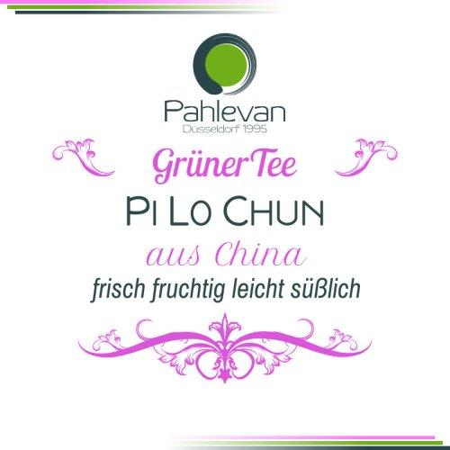 Grüner Tee Pi Lo Chun | China frisch fruchtig leicht süßlich von Tee Pahlevan