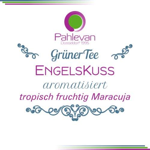 Grüner Tee Engelskuss | tropisch fruchtig Maracuja von Tee Pahlevan
