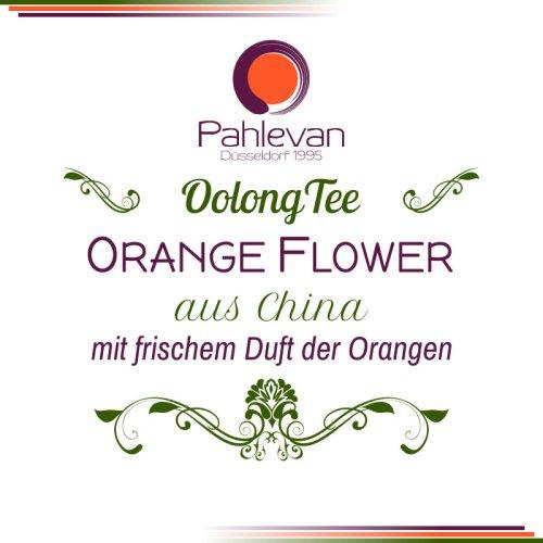 Oolong Tee Orange Flower | mit frischem Duft der Orangen von Tee Pahlevan