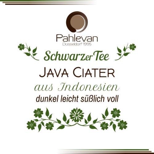 Schwarzer Tee Indonesien Java Ciater | dunkel leicht süßlich voll von Tee Pahlevan