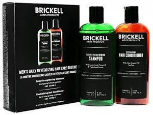 Brickell Shampoo mit Teebaumöl