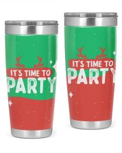 It's Time To Party 20oz Tumbler