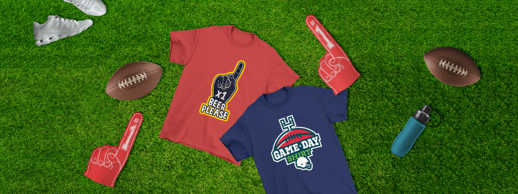 Best Football Graphic Tees to Watch the Final Game