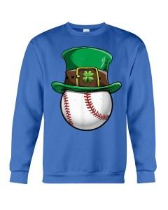 Baseball Crewneck Sweatshirt