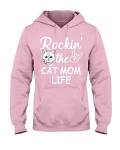 Cat Mom Hoodie
