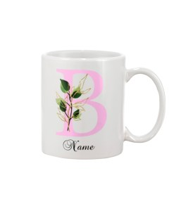 Floral B Mug