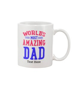Personalized Gifts for Dad Mug