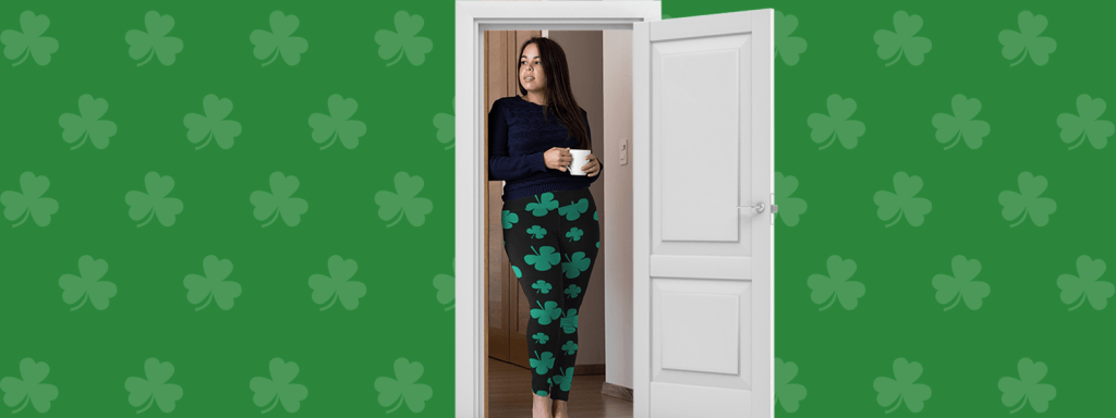 St Patrick's Day Clothes