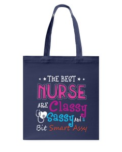The Best Nurse Tote