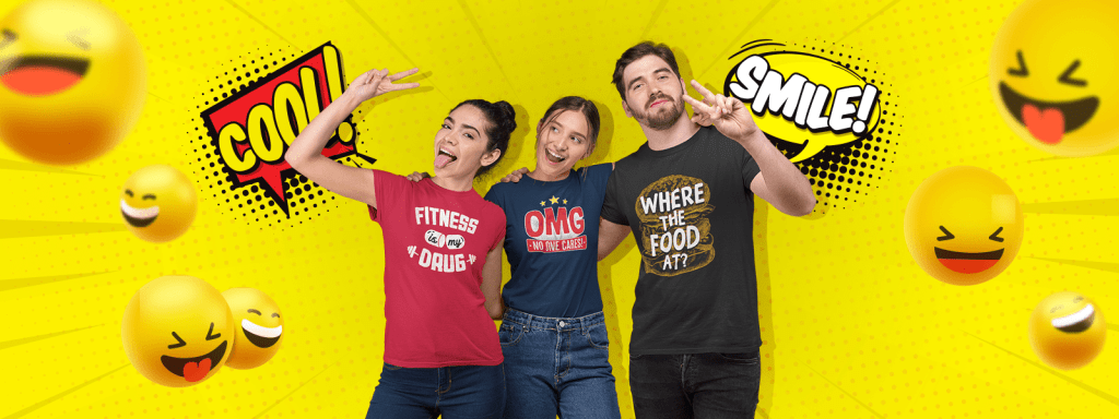 Funny shirts to celebrate world laughter day