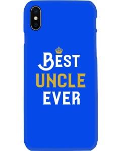 Best Uncle Ever iPhone X Case